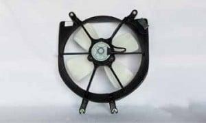 1999-2000 Honda Civic Radiator Cooling Fan Assembly