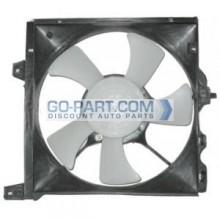 1997-1997 Nissan Sentra Radiator Cooling Fan Assembly