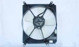 1995-1999 Toyota Avalon Radiator Cooling Fan Assembly