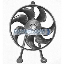 1994-1999 Cadillac Deville Radiator Cooling Fan Assembly