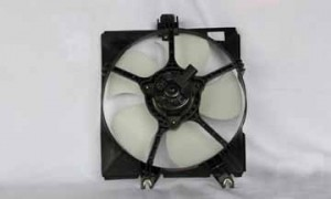 1995-1999 Plymouth Neon Radiator Cooling Fan Assembly