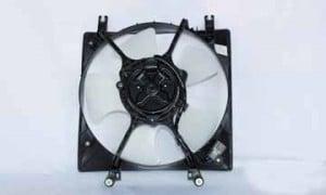 1998-2000 Chrysler Sebring Radiator Cooling Fan Assembly