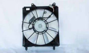 2000-2004 Toyota Avalon Radiator Cooling Fan Assembly