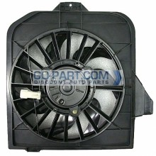 2001-2005 Plymouth Voyager Radiator Cooling Fan Assembly