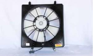 1999-2004 Honda Odyssey Radiator Cooling Fan Assembly