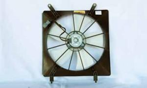 2002-2006 Honda CR-V Radiator Cooling Fan Assembly