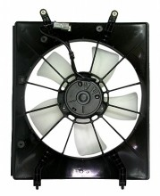 2003-2007 Honda Pilot Radiator Cooling Fan Assembly