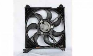 1999-2005 Hyundai Sonata Radiator Cooling Fan Assembly