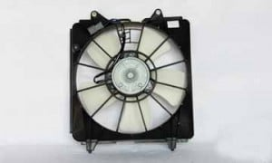 2006-2010 Honda Civic Radiator Cooling Fan Assembly [Automatic]