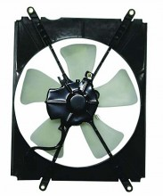 1992-1996 Toyota Camry Condenser Cooling Fan Assembly