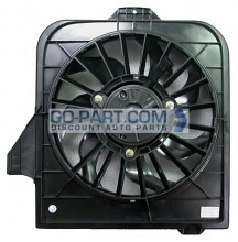 2001-2005 Chrysler Town & Country Condenser Cooling Fan Assembly