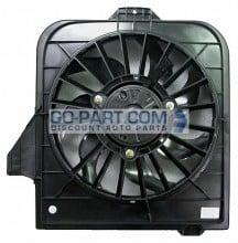2001-2005 Dodge Caravan Condenser Cooling Fan Assembly