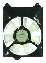 1998-2003 Toyota Sienna Radiator Cooling Fan Assembly (Right Side)