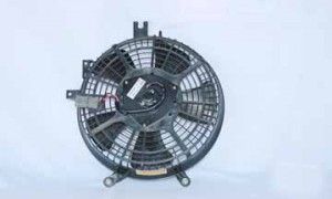 1995-1997 Geo Metro Condenser Cooling Fan Assembly