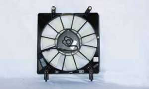 2002-2006 Acura RSX Condenser Cooling Fan Assembly