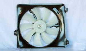 1999-2001 Lexus ES300 Radiator Cooling Fan Assembly (Right Side)
