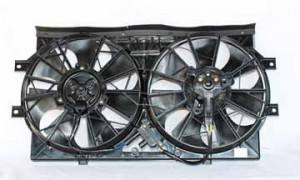 1993-1997 Chrysler Concorde Radiator Cooling Fan Assembly