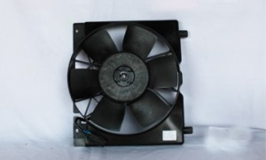1988-1994 Jeep Cherokee Radiator Cooling Fan Assembly
