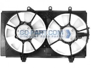 2004-2005 Dodge Neon Radiator Cooling Fan Assembly