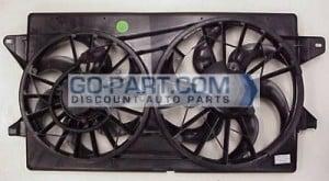 2004-2007 Ford Freestar Radiator Cooling Fan Assembly