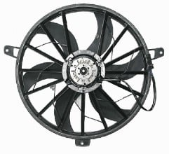 2004-2004 Jeep Grand Cherokee Radiator Cooling Fan Assembly