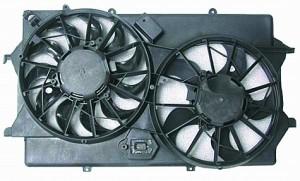 2006-2008 Toyota RAV4 Radiator Cooling Fan Assembly