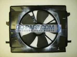 2006-2008 Chevrolet (Chevy) HHR Radiator Cooling Fan Assembly