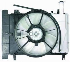 2007-2008 Toyota Yaris Radiator Cooling Fan Assembly