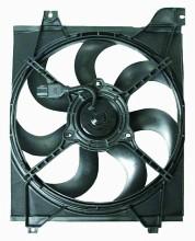 2006-2007 Kia Rio5 Radiator Cooling Fan Assembly
