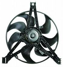 1997-1998 Pontiac Grand Prix Radiator Cooling Fan Assembly