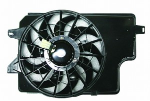 1994-1996 Ford Mustang Radiator Cooling Fan Assembly