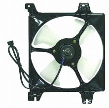 1999-2003 Mitsubishi Galant Condenser Cooling Fan Assembly (3.0L)