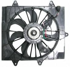 2003-2005 Chrysler PT Cruiser Cooling Fan Assembly