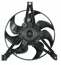 1995-1997 Chevrolet (Chevy) Monte Carlo Cooling Fan Assembly (3.4L V6)