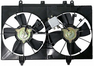 2006-2010 Infiniti M35 Cooling Fan Assembly
