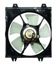 1994-1997 Mitsubishi Galant Cooling Fan Assembly