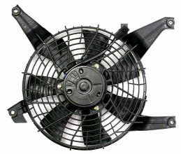 2001-2003 Mitsubishi Montero Cooling Fan Shroud