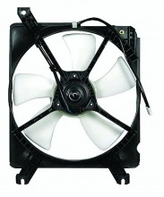 1999-2000 Mazda MX-5 Miata Cooling Fan Assembly