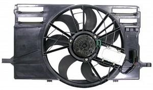 2005-2011 Volvo V50 Cooling Fan Assembly