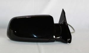 1992-1999 GMC Suburban Side View Mirror (Power Remote / Non-Heated / C1500/C2500/K1500/K2500 Suburban) - Right (Passenger)