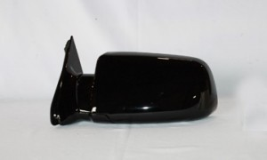 1992-1999 GMC Yukon Side View Mirror (Manual / Yukon Denali / Yukon SLE/SLT) - Left (Driver)