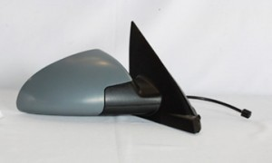2006-2007 Chevrolet Chevy Malibu Side View Mirror (LT/SS Model / Power Remote / Non-Heated) - Right (Passenger)