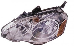2002-2004 Acura RSX Headlight Assembly - Left (Driver)