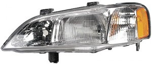 1999-2001 Acura TL Headlight Assembly - Left (Driver)