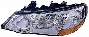 2002-2003 Acura TL Headlight Assembly - Left (Driver)