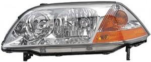 2001-2003 Acura MDX Headlight Assembly - Left (Driver)
