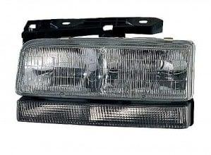 1994-1996 Buick Park Avenue / Ultra Headlight Assembly - Left (Driver)