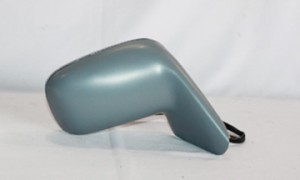 1992-1999 Pontiac Bonneville Side View Mirror (Grey / Non-Heated / Power Remote) - Right (Passenger)