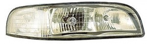 1997-1999 Buick LeSabre Headlight Assembly (with Cornering Lamp) - Right (Passenger)