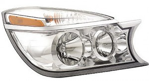 2004-2007 Buick Rendezvous Headlight Assembly - Right (Passenger)